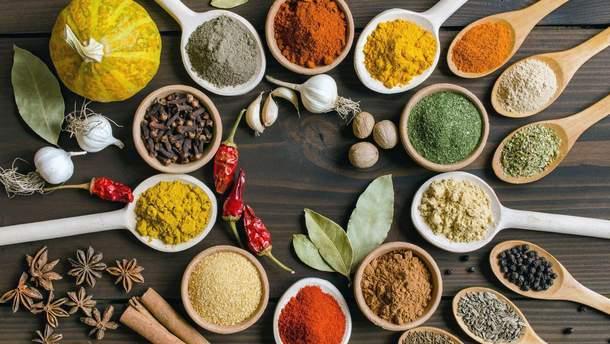 5 спецій, які прискорять обмін речовин