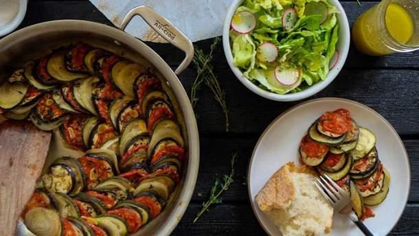 Рататуй – рецепт приготовления рататуя