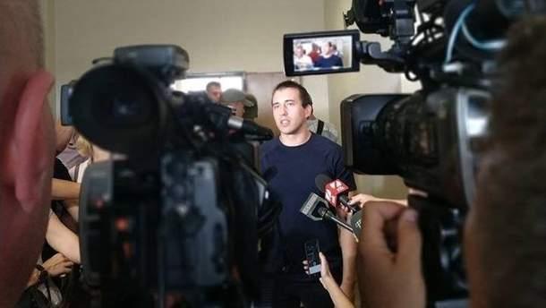 Апеляційний суд змінив запобіжний захід координатору С14 Сергію Мазуру