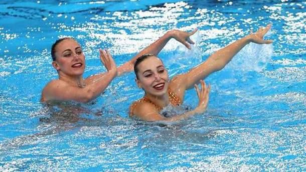 Елизавета Яхно и Анастасия Савчук
