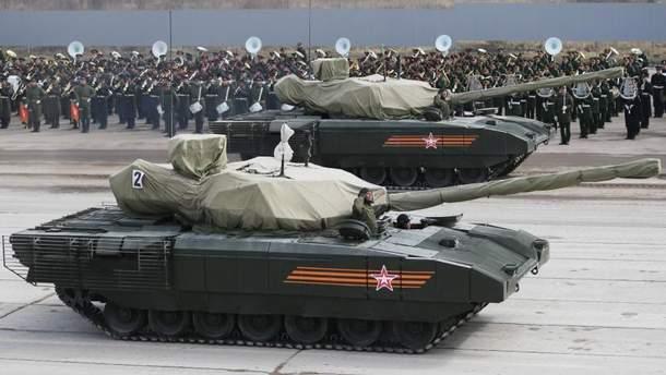 Танки Т-14