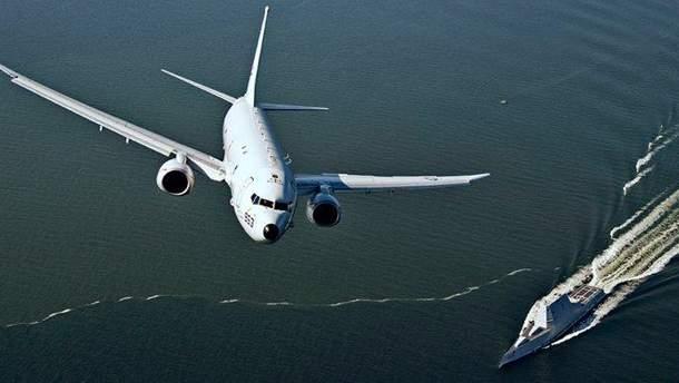 Британия и Норвегия будут выслеживать российские субмарины с помощью самолетов Boeing P-8 Poseidon