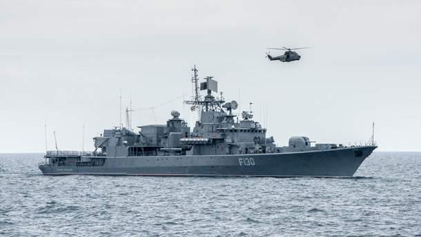 Корабель ВМС ЗСУ