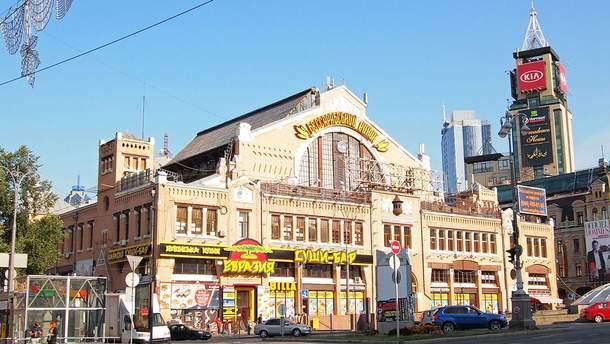 """""""Бессарабский рынок"""" планируют отреставрировать."""