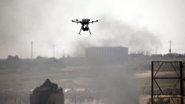 Израиль нанес удар по военному объекту в секторе Газа