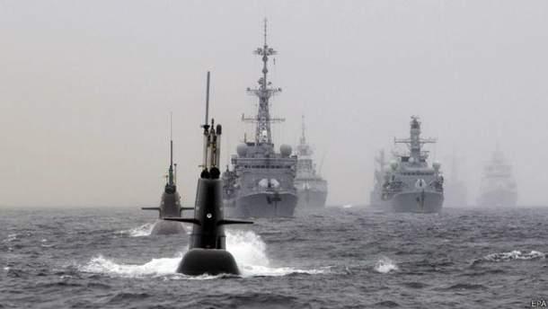 Российские подводные лодки