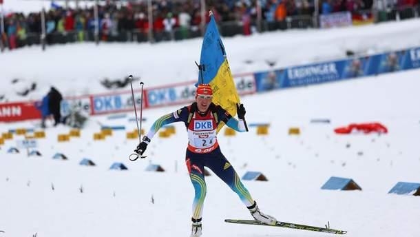 Збірна України з біатлону