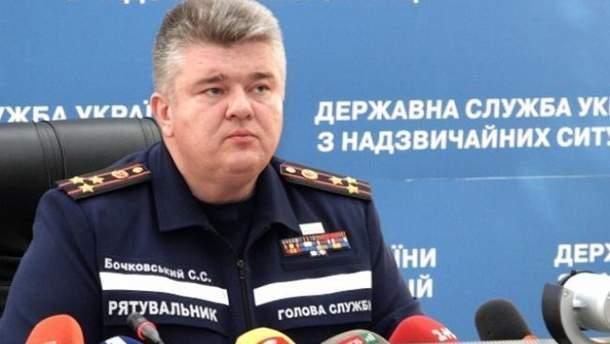 Бочковский может вернуться на место главы ГСЧС после решения Кабмина
