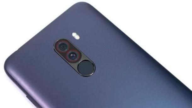 Xiaomi Pocophone F1: характеристики і фото