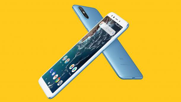 Xiaomi Mi A2 в Украине: цена и характеристики