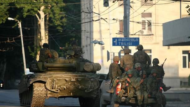 10 лет назад началась российско-грузинская война