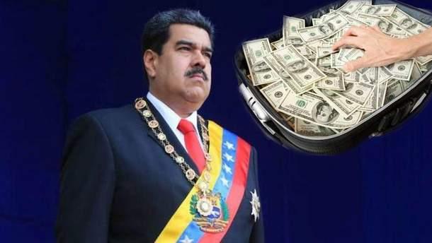 Замах на Мадуро: названо суму, у яку оцінили життя президента