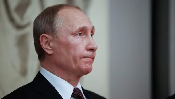 Рейтинг популярности Путина побил рекордный минимум