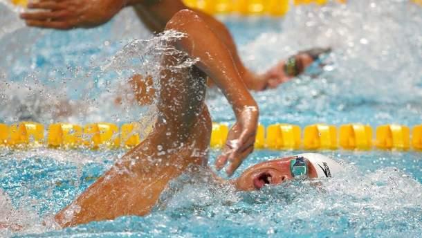 Михайло Романчук виграв третю медаль на чемпіонаті Європи з плавання