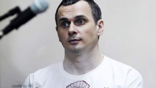 Сенцов в критическом состоянии: Денисова готова обсудить с РФ любые условия обмена заключенного