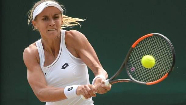 Леся Цуренко получила травму на турнире в Монреале