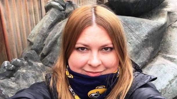Расследование нападения на Екатерину Гандзюк в Херсоне