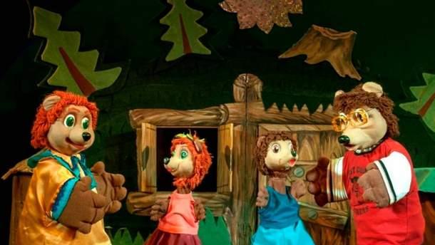 Для детей прифронтовой зоны сыграют 30 кукольных спектаклей