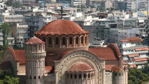 Греція відмовляє в отриманні візи священикам РПЦ