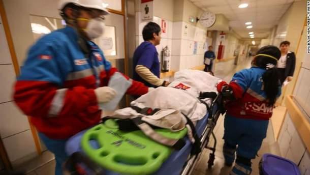 В перу умерли 10 человек от зараженной химикатами пищи