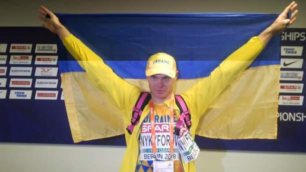 Богдан Никифоров став бронзовим призером чемпіонату Європи