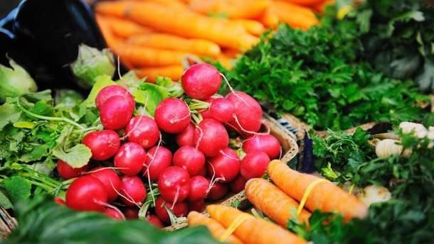 На Франківщині Держпродспоживслужба виявила овочі з нітратами