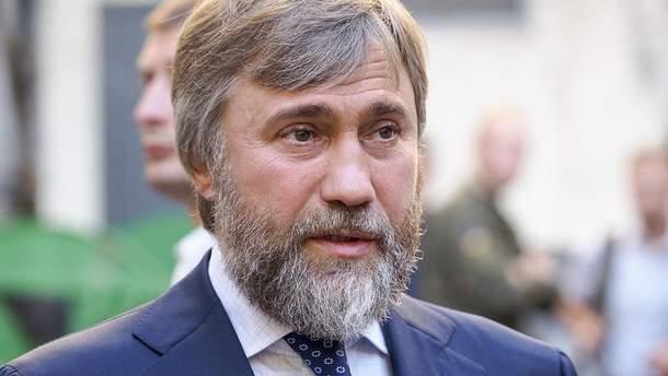Новинський хоче зірвати надання автокефалії УПЦ