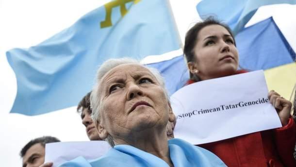 Россия борется за крымских татар