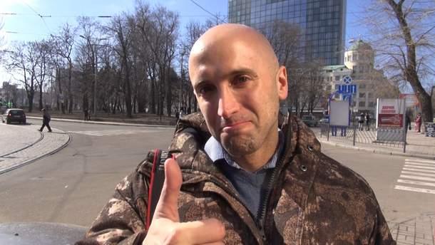 Пропагандист Грэм Филлипс