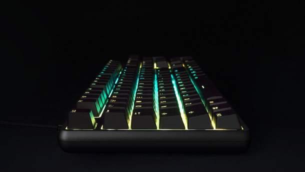 Xiaomi Mi Game Keyboard: характеристики, фото, ціна