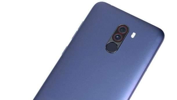 Смартфон Xiaomi Pocophone F1 подтвердили официально