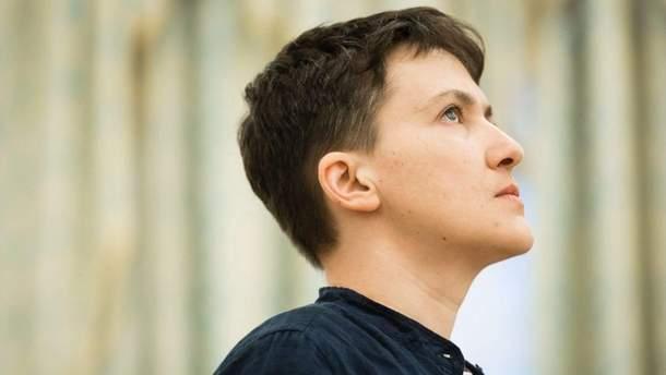 Киевский суд не отпустил Савченко на поруки