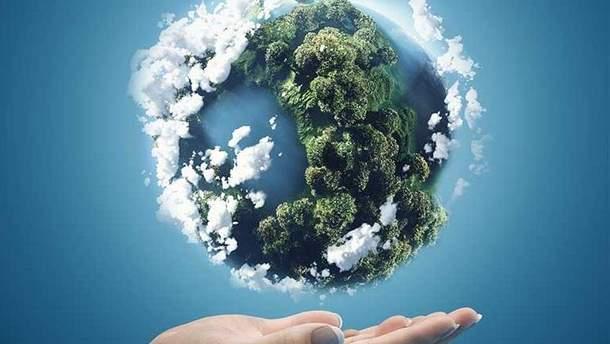 Эко-защита Земли