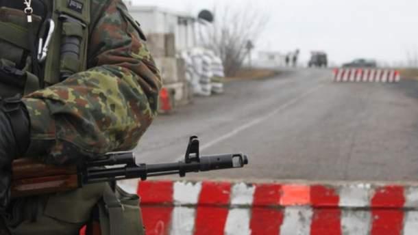 У Золотому бойовики обстріляли авто українських військових