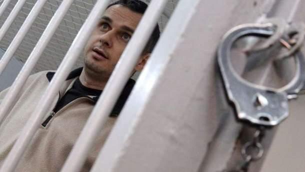 Адвокат Сенцова прокомментировал его состояние