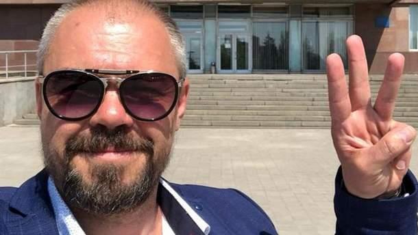 """31 липня у Бердянську вбили ветерана АТО Віталія Олешка з поозивним """"Сармат"""""""