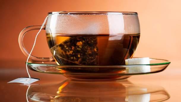 Чай в пакетиках вреден