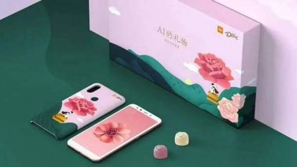 Xiaomi представила спеціальну версію смартфона Mi 6X