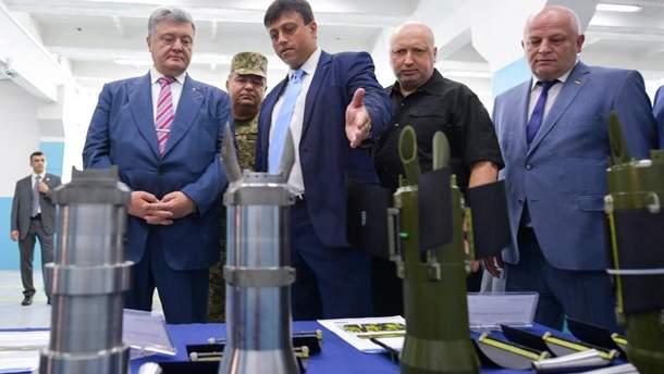 """Состоялось открытие производственной линии по изготовлению артиллерийских снарядов больших калибров ГАХК """"Артем"""""""