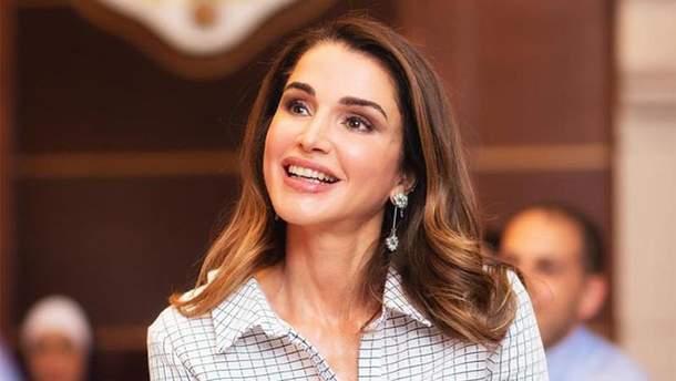 Королева Иордании Рания