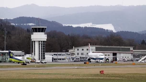 Аэропорт в Берне