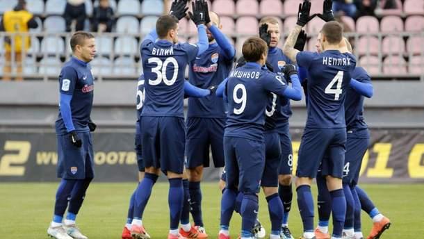 Мариуполь – Бордо: стартовые составы команд