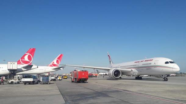 В Стамбулі зіштовхнулися літаки