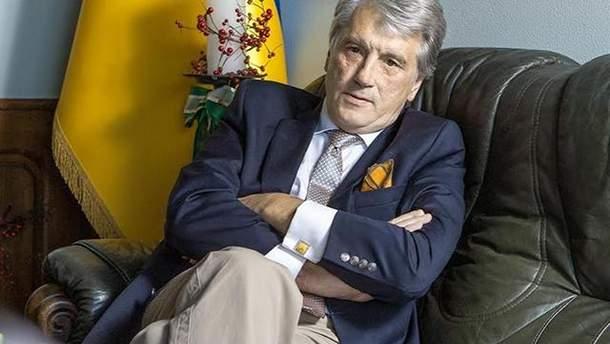 """Виктор Ющенко посетовал на тех людей, которые называют его """"пасечником"""""""