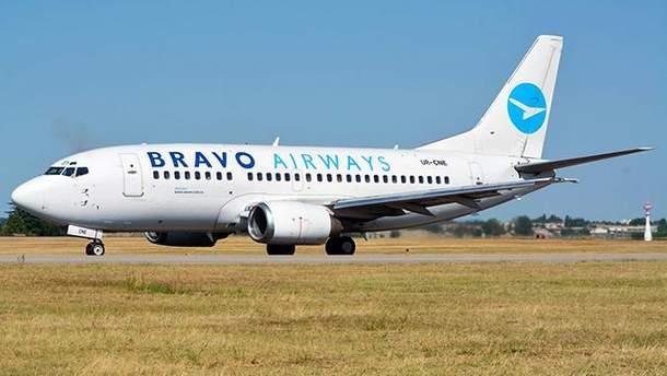 Bravo Airways скасувала авіарейс Київ-Люблін