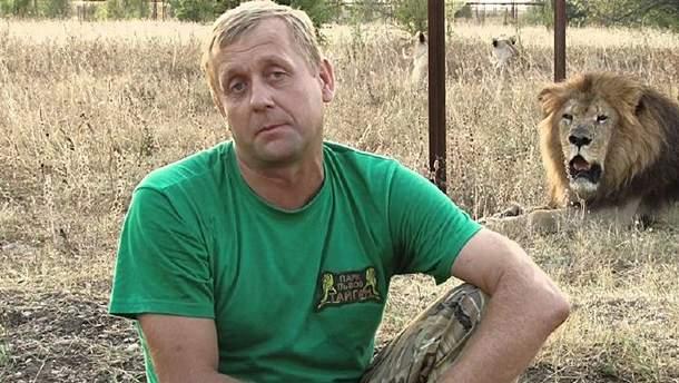 Олег Зубков скаржиться на ситуацію в анексованому Криму