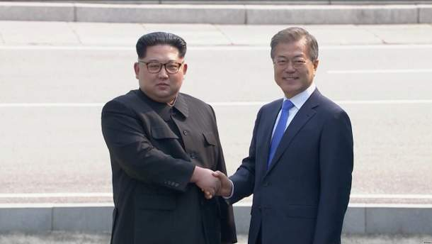 Северная и Южная Корея проведут очередную встречу лидеров двух стран