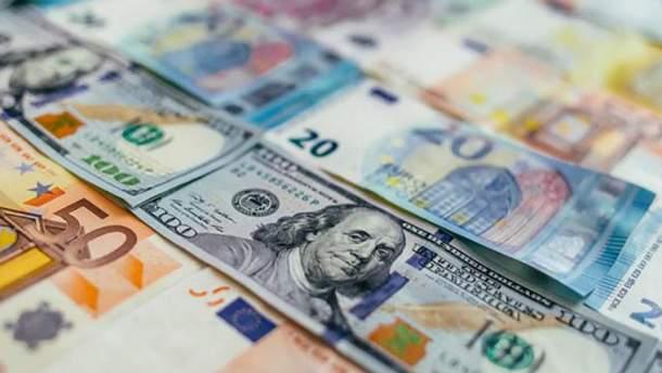 Наличный курс валют 10 августа в Украине