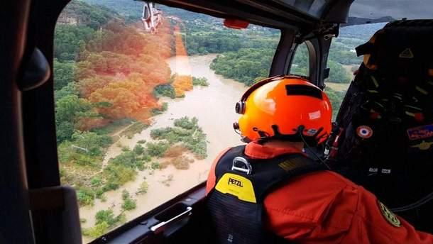 На юге Франции – масштабные наводнения