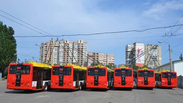 Івано-Франківськ придбає 29 нових тролейбусів